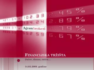 Financijska tržišta
