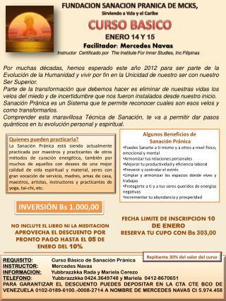 Facilitador: Mercedes Navas
