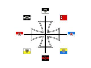 Kreuz des Deutschen Ostens auf dem Dülkener Friedhof