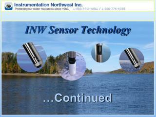 INW Sensor Technology