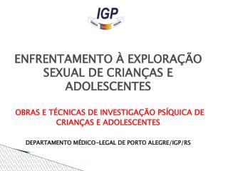 CENTRO DE REFER�NCIA NO ATENDIMENTIMENTO INFANTO-JUVENIL (CRAI)