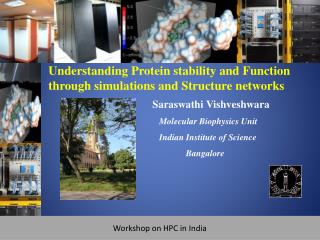 ATIP 1 st  Workshop on HPC in India @ SC-09