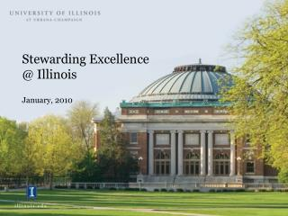 Stewarding Excellence @ Illinois