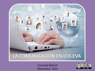 LA COMUNICACI�N EN LOS EVA