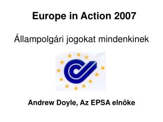 Europe in Action 2007