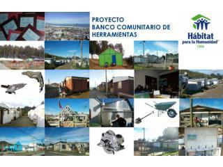 �Qu� es el  BANCO COMUNITARIO  DE HERRAMIENTAS?