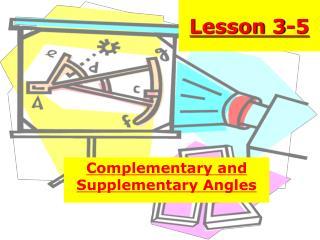 Lesson 3-5