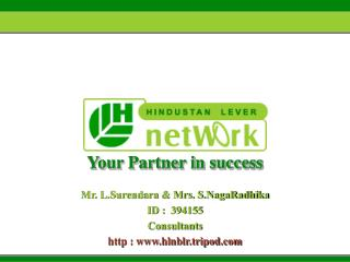 Your Partner in success