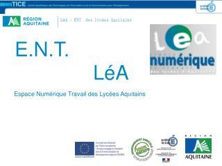 E.N.T. LéA