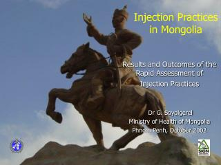 Injection Practices  in Mongolia