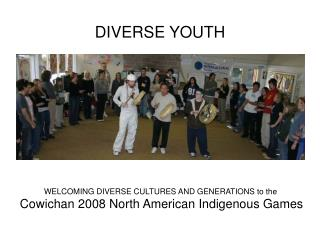DIVERSE YOUTH