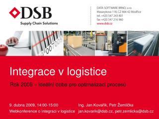 Integrace v logistice