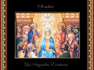Domingo de Pentecostés - Solemnidad
