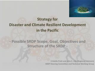 Strategy for Disaster and Climate Resilient Development in the Pacific