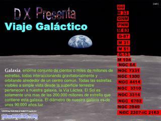 Viaje Galáctico