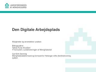 Den Digitale Arbejdsplads
