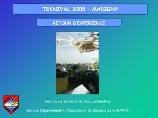 TEKNIVAL 2005 � MARIGNY
