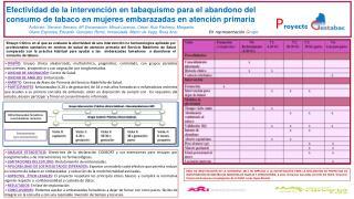 Grupo Intervención: Práctica clínica habitual + Recomendaciones GPC