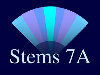 Stems 7A