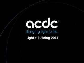 Light + Building 2014