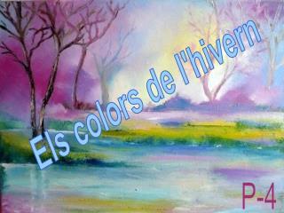 Els colors de l'hivern
