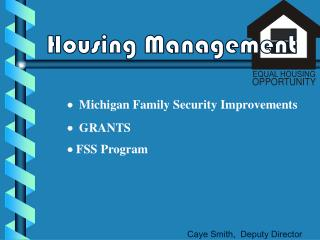 Housing Management