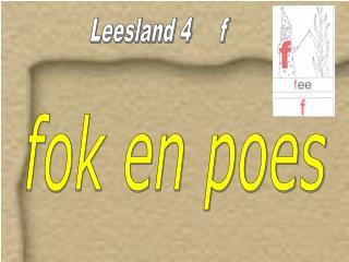 Leesland 4     f