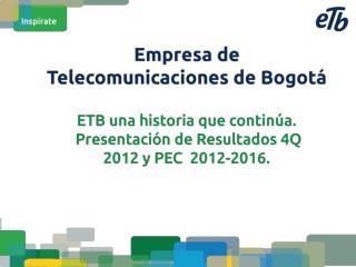 Contacto: inversionistas@etb.co