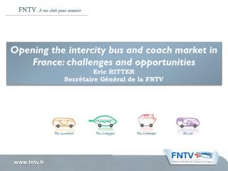 Opening  the  intercity  bus and coach  market  in France: challenges and  opportunities