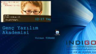 Genç Yazılım Akademisi