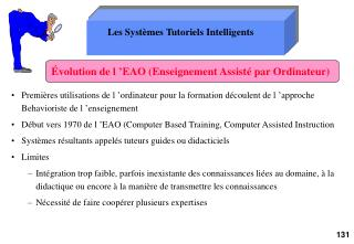 Les Syst�mes Tutoriels Intelligents