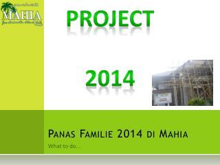 Panas Familie 2014 di Mahia