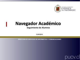 Navegador Académico
