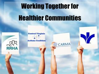 Working Together for Healthier Communities