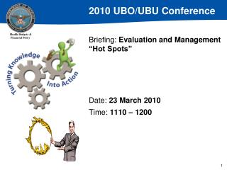 Briefing: Evaluation and Management  Hot Spots