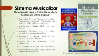 Metodologia para o Ensino Musical em Escolas de Ensino Regular