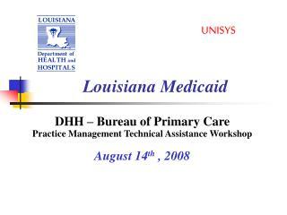 Louisiana Medicaid