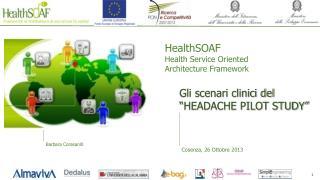 HealthSOAF Health Service Oriented  Architecture Framework