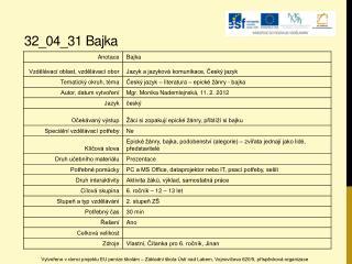 32_04_31 Bajka