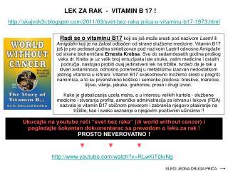 skajvok3r.blogspot/2011/03/svet-bez-raka-prica-o-vitaminu-b17-1973.html