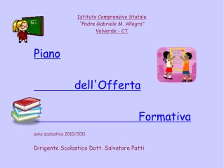"Istituto Comprensivo Statale ""Padre Gabriele M. Allegra"" Valverde - CT"