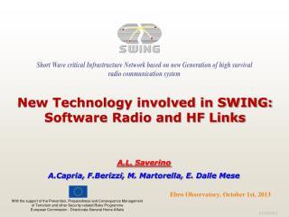 Ebro Observatory, October 1st, 2013
