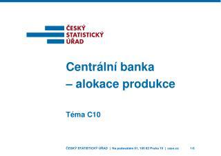 Téma C10