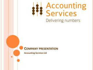 Company presentation