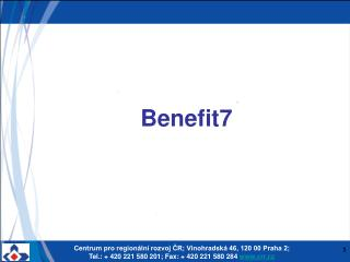 Benefit7