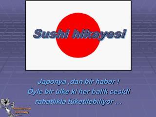 Sushi hikayesi