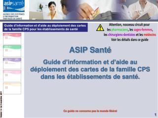 ASIP Santé