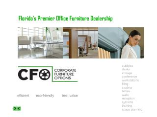Florida's Premier Office Furniture Dealership