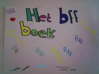 Het bff boek