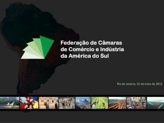Federação de Câmaras de Comércio e Indústria da América do Sul